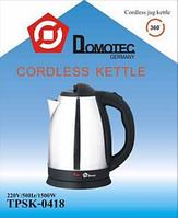 Электрический чайник DOMOTEC TPSK-0418, фото 1
