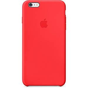Чехол для iPhone 6/6s из силикона от Apple, красный