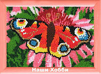 """Схема для вышивания бисером 930 """"Павлиний глаз"""""""