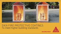 Огнезащитное покрытие Sika Pyroplast Wood-T Fire Protective Coatings