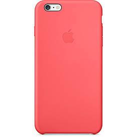 Чехол для iPhone 6/6s из силикона от Apple, розовый