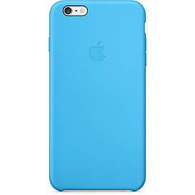 Чехол для iPhone 6/6s из силикона от Apple, синий