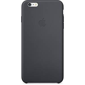 Чехол для iPhone 6/6s из силикона от Apple, черный