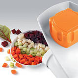 Комплект нарезки кубиками для мясорубки Zelmer MMA002 (ZMMA009MUA) 00578119,, фото 3