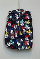 Детская жилетка для девочки Delfin Ka 1-4 года