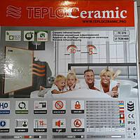 Керамический обогреватель TeploCeramic 370вт