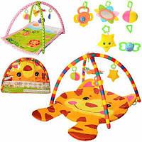 Коврик для младенца (PM406-416) с подвесками