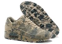Кроссовки Nike Air Max 90 VT Light Camouflage Military. Арт.1511
