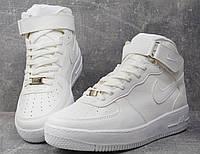 Кроссовки женские Nike Air Force High D2248 белые