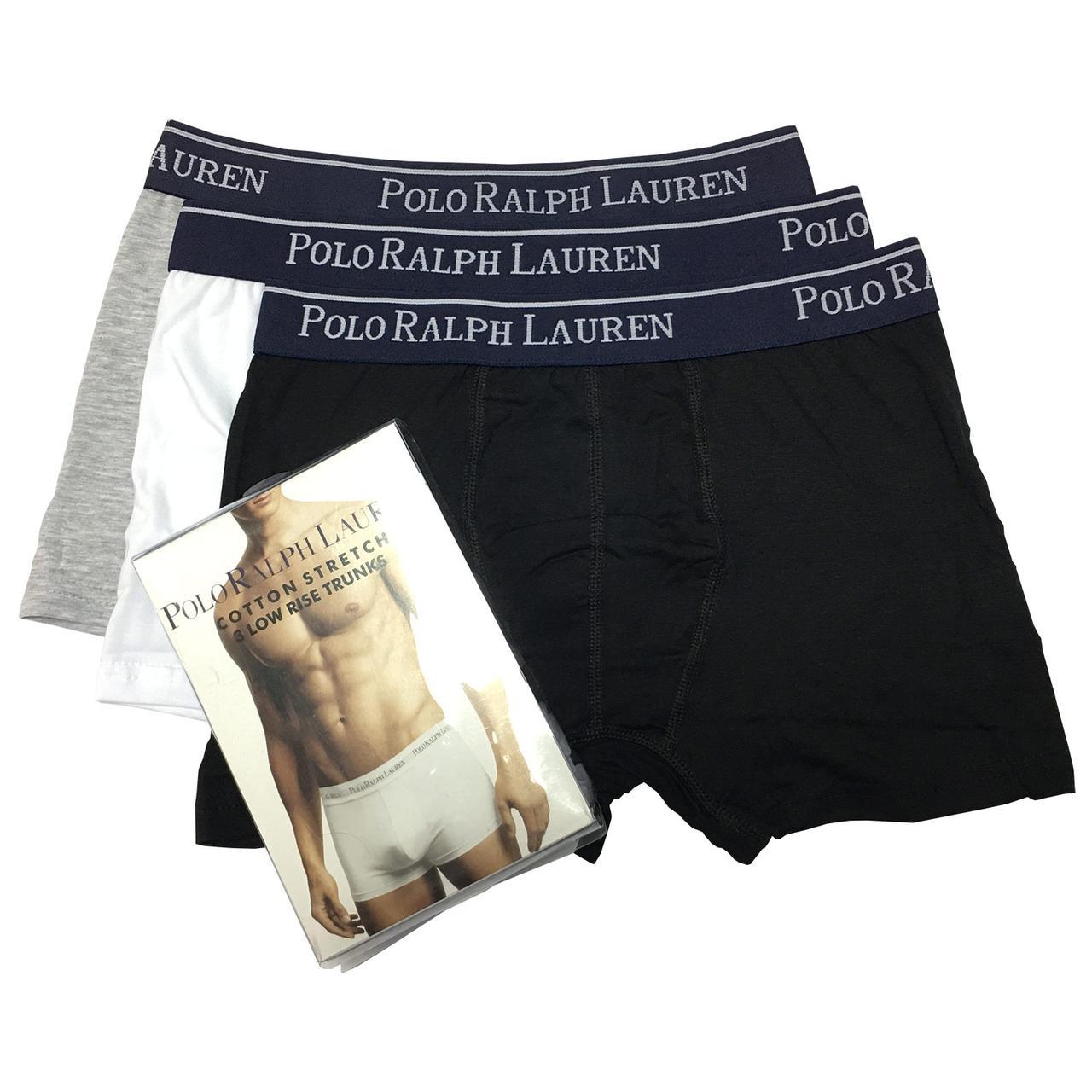 4dc49c5a9b125 Мужские трусы POLO Ralph Lauren реплика , цена 100 грн., купить в ...