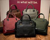 Сумка натуральная кожа ss258480  Кожаные женские сумки, сумочки кожа.