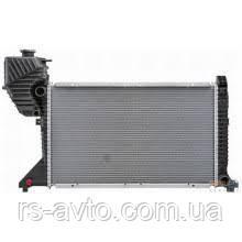 NISSENS Радиатор охлаждения MB Mercedes Sprinter, Мерседес Спринтер CDI 00-06 62519A, фото 2
