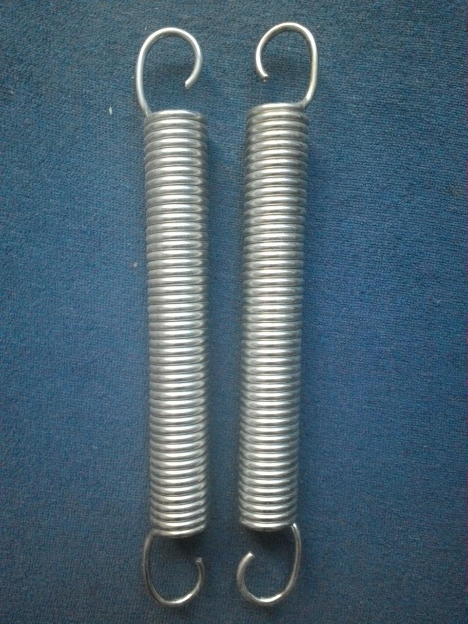 Пружины для спортивных батутов. Изготовление пружин для батута