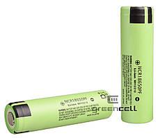 Аккумулятор Panasonic NCR18650PF 2900 mAh Li-Ion