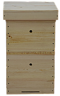 Улей Многокорпусный под рамку типа «Дадан 300 мм» (2 корпуса, 10-ти рамочный), фото 1