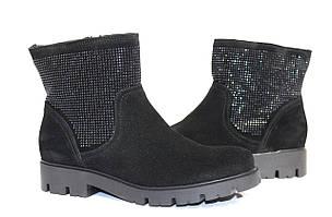 Шикарные замшевые ботинки Camelot, Оригинал
