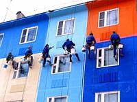 Покраска Фасадов жилых и коммерческих зданий