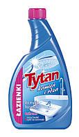 Средство для мытья ванных комнат Tytan, 500 мл. Запаска