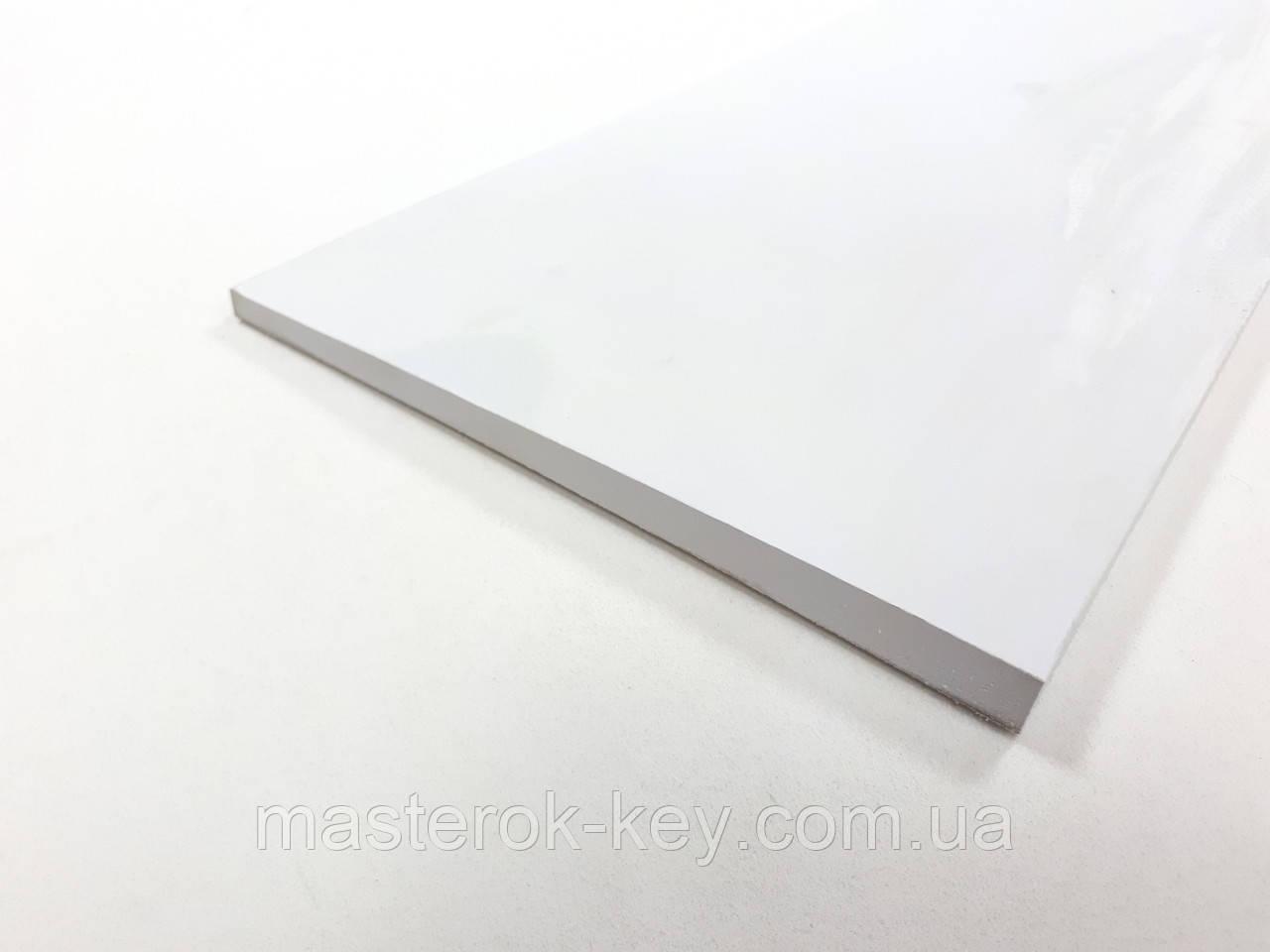 Косяк из микропоры для подошвы гладкий 100см*30см*11/20мм белый