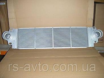 Радиатор интеркулера Volkswagen T5, Фольксваген T5 1.9, 2.0, 2.5TDI 30354