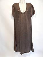 Женское теплое платье   р.50-52  032кж