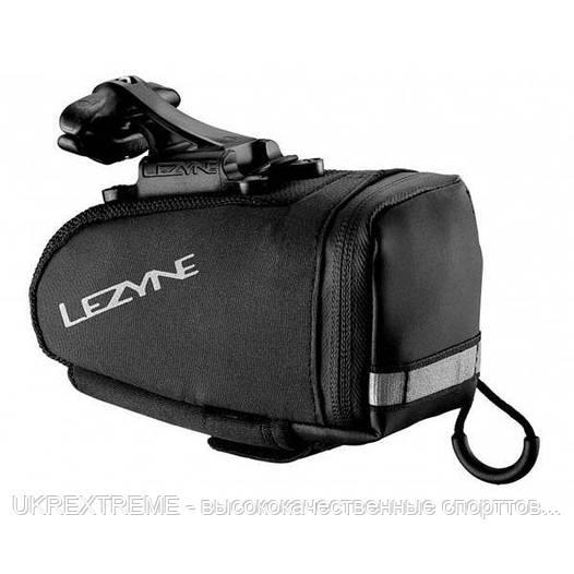 Подседельная сумочка Lezyne M - CADDY QR, черный (ОРИГИНАЛ)