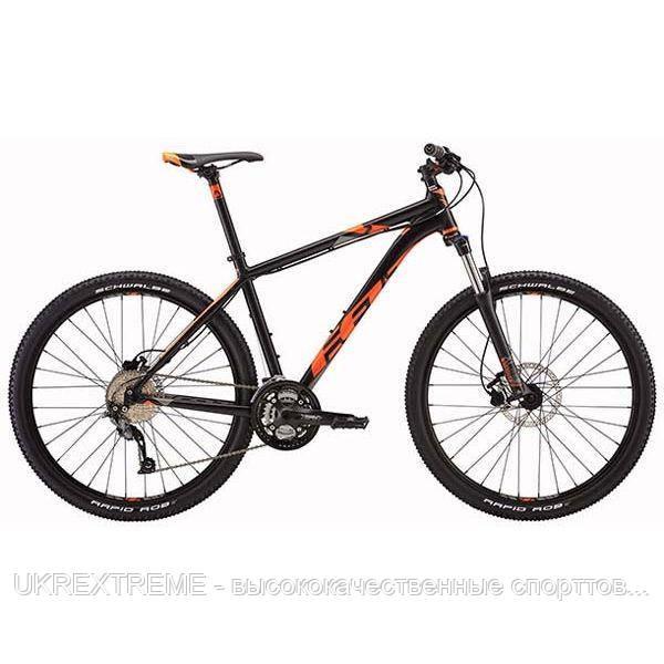 "Велосипед 27.5"" Felt 2016 7 Seventy, S 16"", matte black (ОРИГИНАЛ)"