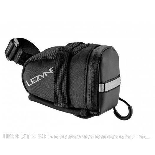 Подседельная сумочка Lezyne S-CADDY, черный (ОРИГИНАЛ)