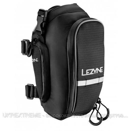 Подседельная сумочка Lezyne XL-CADDY, черный (ОРИГИНАЛ)