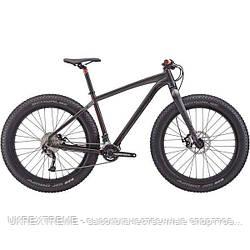 "Велосипед 26"" Felt 2016 FatBike Double-Double 70, M 18.5"", satin charcoal (ОРИГИНАЛ)"
