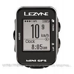 Велокомпьютер MINI GPS серебристый, с GPS, 20 функций (ОРИГИНАЛ)