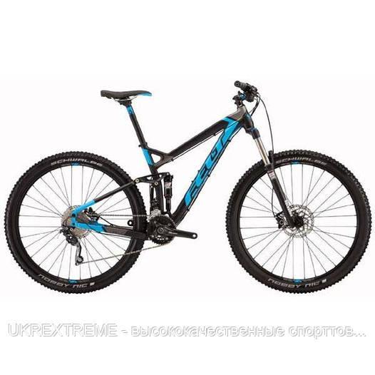 "Велосипед 29"" Felt 2016 VIRTUE 60, Matte Black, M 18"" (ОРИГИНАЛ)"