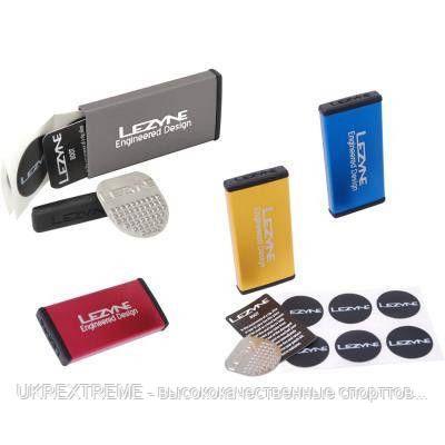 Ремонтный комплект Lezyne METAL KIT BOX - USA (ОРИГИНАЛ)