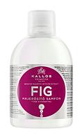 Kallos Шампунь для укрепления волос с экстрактом инжира 1000 мл (Венгрия)
