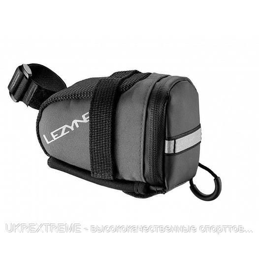 Подседельная сумочка LEZYNE S-CADDY, черный/черный (ОРИГИНАЛ)