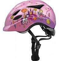 Детский шлем Abus ANUKY Princess, размер S