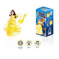 Кукла BB003, DP, 32, 5см, муз, свет, танцует, на бат-ке, в коробке, 15-33-15, 5см