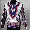 Куртка женская демисезонная в этническом стиле
