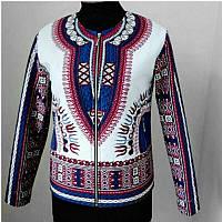 Куртка женская демисезонная в этническом стиле, фото 1