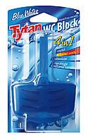 Четырехфазный туалетный ароматизатор Титан Blue Water