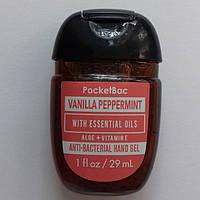 Антибактериальный гель (санитайзер) Bath&Body Works Vanilla Peppermint