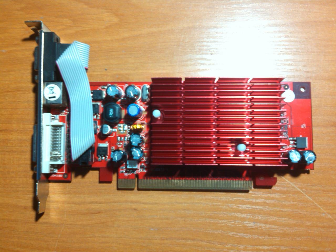 Nvidia 7300LE 256MB 64bit GDDR2 PCI-E Гарантія!