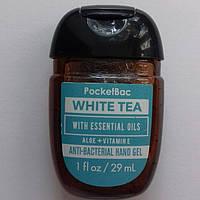 Антибактериальный гель (санитайзер) Bath&Body Works White Tea