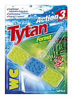 Туалетный блок Титан Action 3 с лесной