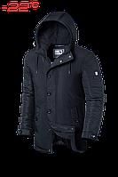 Куртка зимняя мужская Braggart Dress Code - 4282L графит