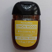 Антибактериальный гель (санитайзер) Bath&Body Works Lemon Woods