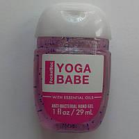 Антибактериальный гель (санитайзер) Bath&Body Works Yoga Babe