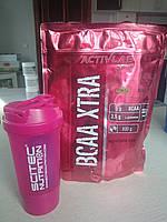 Аминокислоты BCAA XTRA 800 Гp. ACTIVE LAB+Шейкер с контейнером!