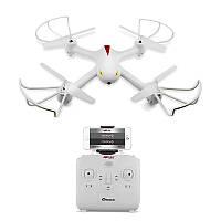 Квадрокоптер MJX X708W 315 мм WiFi камера белый