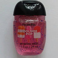 Антибактериальный гель (санитайзер) Bath&Body Poolside Pop